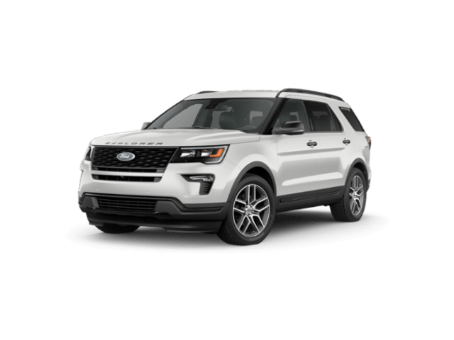 New 2018 Ford Explorer Sport SUV in El Paso, TX